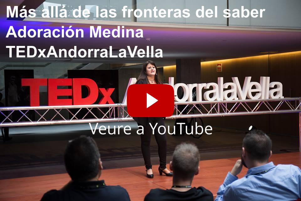 """Veure """"Más allá de las fronteras del saber"""" a YouTube"""